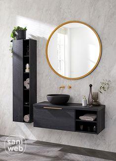 Bathroom Styling, Bathroom Interior Design, Handicap Bathroom, Contemporary Bathroom Designs, Downstairs Toilet, Big Bathrooms, Apartment Interior, Bathroom Inspiration, House Design