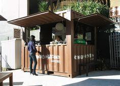 18 Incr�veis Cafeterias em Containers