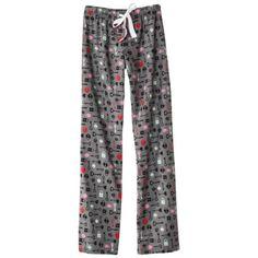 Xhilaration® Junior's Woven Sleep Pant - Assorted Prints & Plaids