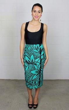 Samoan Skirt 12