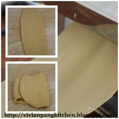 Vivian Pang Kitchen: Homemade Wonton Wrapper (with egg)/云吞皮#.UsH798t3swU
