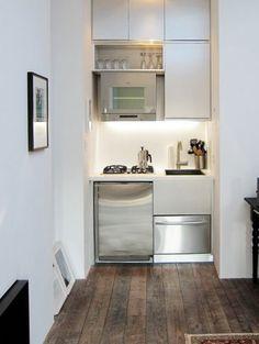 Tiny Kitchen Ideas, Pictures,