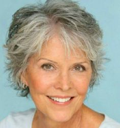 Hairstyles For Older Women With Fine Hair Classy Short Shaggy Hairstyles For Older Women With Fine Hair  New