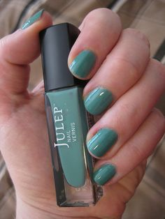 Julep Maven nail polish club-The BEST polish EVER!!  I use to be a die-hard OPI girl!