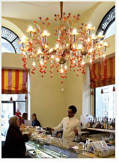 murano venetian glass chandeliers - Google Search