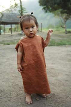 Acabo de compartir la foto de Milton Cesar Rodriguez Triviños que representa a: Niñita Asháninka