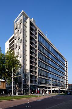 Stationspostkantoor Rotterdam (Central Post) / Railway Post Office Rotterdam…