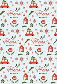 Holiday Fun by Wondercloud Design for Minted.