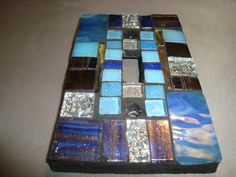 MOSAIC Light Switch Cover  Home Decor Wall by victoriacharlotte