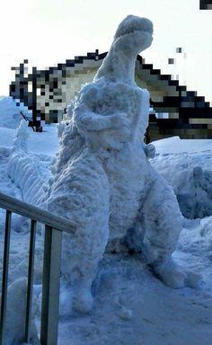 Snow Shin Godzilla