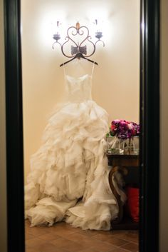 #Lazaro Wedding Gown | Photography: Rochelle Cheever