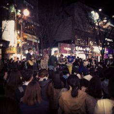 Hongdea night 홍대