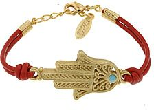 Ettika Lace Hamsa Bracelet on shopstyle.com