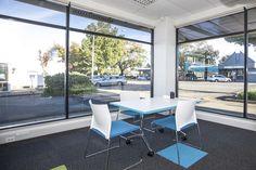 Client Interview Room PKF SMART Business Hub - NZ