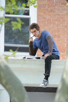 Andrew Garfield.... Oh how I Love You.