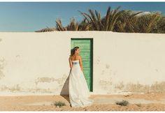 BODA PLAYA BEACH WEDDING VESTIDO MARYLISE foto Rubén Acosta LA NÚVIA PIM PAM