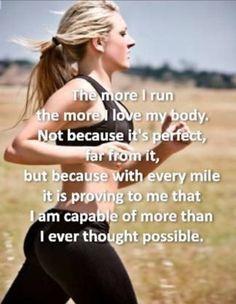 Marathon motivation!