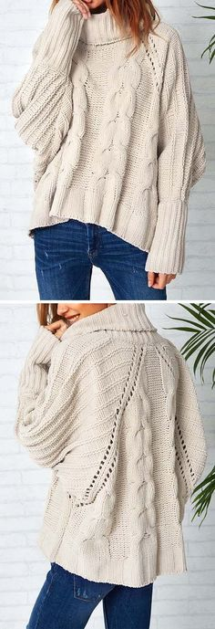 Yes...too everything about this sweater.