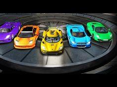 juego de carreras de autos 74 - Carreras extremas de autos
