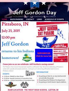 Jeff Gordon   www.jeffgoedonday.com