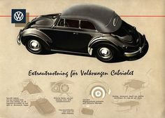 03 50 publicites Volkswagen 50 vieilles publicités Volkswagen (Combi, Coccinelle...)