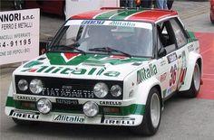 Fiat 131 Arbarth