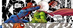Marvel Zombies Final - Comunidad oficial de MARVEL COMI... en Taringa! Marvel, Spiderman, Comic Books, Superhero, Comics, Fictional Characters, Art, Funny Images, Hilarious