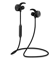 Price tracking for: Bluetooth Headphones RIVERSONG Bluetooth Sweatproof Noise Cancelling Headphones Sport Headset with APT-X/Mic Stereo Magnetic Earbuds Wireless Runner Earphone for iPhone and Android Phones (Black) - Price History Chart and Drop Aler Noise Cancelling Headphones, Bluetooth Headphones, Sports Headphones, Headset, Cell Phone Accessories, Product Introduction, Android Phones, Special Deals, Iphone 7