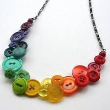 Resultado de imagen de jewelry with buttons
