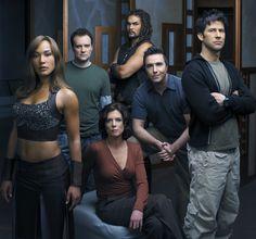 Season 2 cast #Stargate #Atlantis #StargateAtlantis #TV #Series #ScienceFiction #SciFi