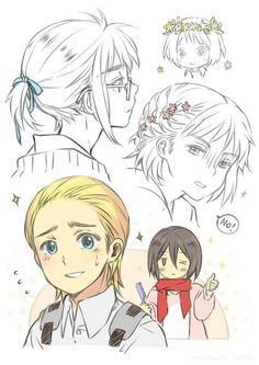 Cute Armin♡. Shingeki no Kyojin
