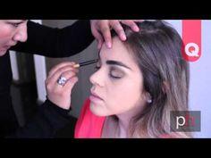 Descubre como se hace el maquillaje de nuestra portada impresa para este mes de enero con PH Salón, solo por Estudio Q.