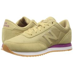 New Balance Classics WZ501v1 (Dust/Jewel) Women's Shoes (665.865 IDR) ❤ liked on Polyvore featuring shoes, athletic shoes, grip shoes, laced shoes, pointy shoes, light weight shoes and lace up shoes