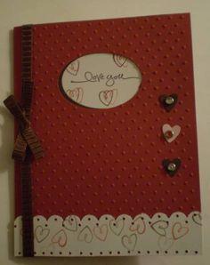 Valentine Love Note