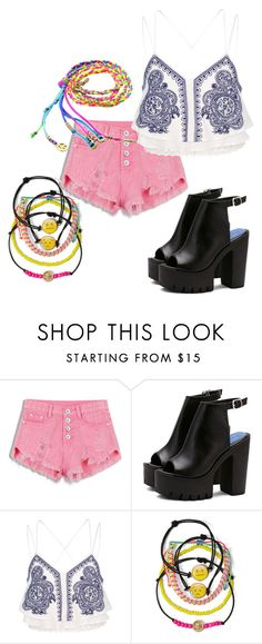 """""""soy luna"""" by maria-look on Polyvore featuring River Island and Carole"""