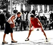 one tree hill, premiere, Basketball, black and white, brothers, lucas scott, oth, nathan scott, scott brothers