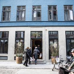 Destin-SP34-Hotel-Copenhagen-19 - Design Milk Design Hotel, Latin Quarter, Beste Hotels, Copenhagen Style, Rest Of The World, Boutique, Facade, Street View, Mansions