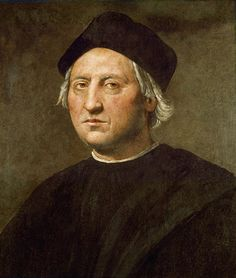 Genoa's Most Famous Explorer Christopher Columbus *Ha! Todays just happens to be Oct. 14, 2013 Columbus Day in the U.S. I was unaware he was born in Genoa  Italy.