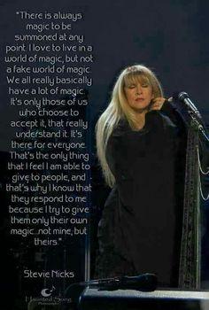 Stevie Nicks quote