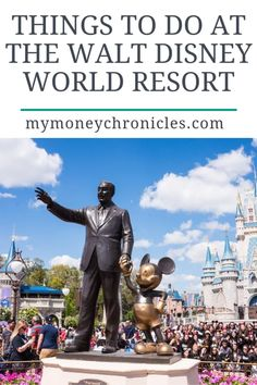 Things to do at the Walt Disney World Resort - My Money Chronicles Disney World Resorts, Walt Disney World, Fort Wilderness Resort, Disney Tickets, Family Vacation Destinations, Travel Destinations, Disney With A Toddler, Visit Usa, Downtown Disney