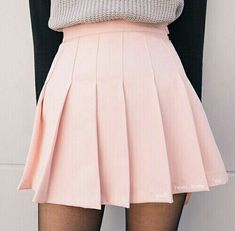 This would be cute with like the rest of the outfit all black