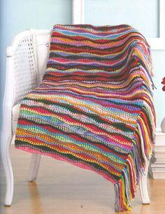 Scrap Bag crochet