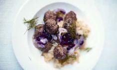 Jamie Oliver's Swedish meatballs recipe