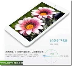 Tablet KNC MD809 MT8389 con función de teléfono, GPS, Bluetooth