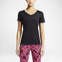 Nike Legend 2.0 V-Neck Women's Training T-Shirt. Nike.com