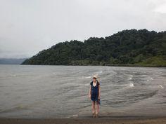 Last boat day. At the beach in Costa Rica!