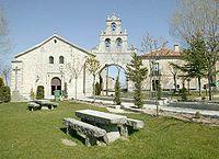 Santuario de Nuesra Señora de Sonsoles. En Avila existe una 'rivalidad' entre una santa, Santa Teresa, y una virgen, Nuestra Señora de Sonsoles.