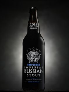 Stone - 2015 Chai-Spice Imperial Russian Stout