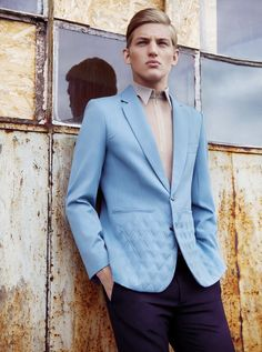 MossProctor. - The Latest in Men's fashion editorial.: Sebastian Sauve by Lukasz Pukowiec