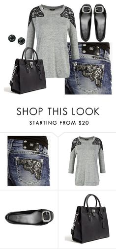 """Casual"" by honeybee20 ❤ liked on Polyvore featuring Miss Me, Kelly & Katie, MICHAEL Michael Kors and Talullah Tu"
